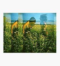 Finding Poppy / By Eva Staber / For SPOT THE DOT Photographic Print