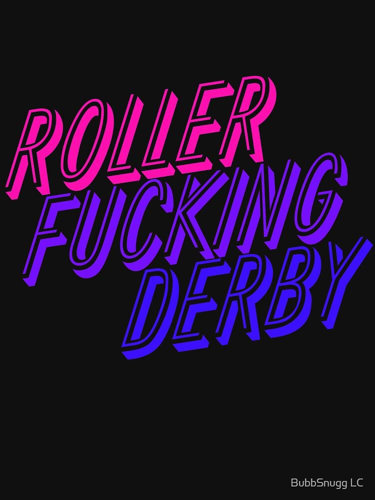 Roller-Fick-Derby von Boogiemonst