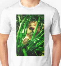 Aflred the bear thought he was a Lion Unisex T-Shirt
