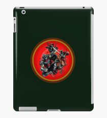 collection enemy iPad Case/Skin