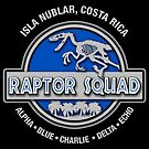 Raptor Squad by fishbiscuit