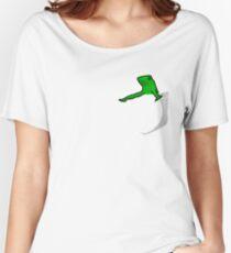 Pocket Dat Boi T-Shirt Women's Relaxed Fit T-Shirt