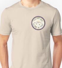 Mumford & Sons Timshel Embroidery Style Patch Unisex T-Shirt