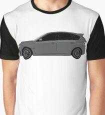 Subaru WRX Hatchback  Graphic T-Shirt