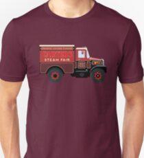 Carters Steam Fair Scammell Unisex T-Shirt