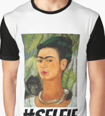 Frida #SELFIE Graphic T-Shirt