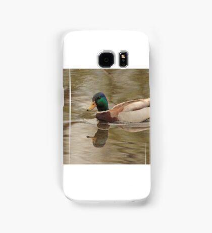 Mallard Samsung Galaxy Case/Skin