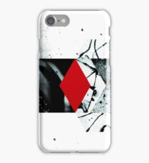 Forensic slide iPhone Case/Skin