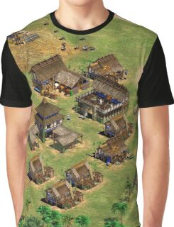Age of Empires 2 In-Game Graphic T-Shirt