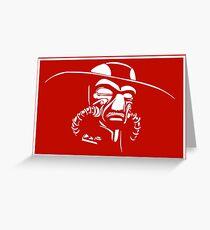 The Bounty Hunter Greeting Card