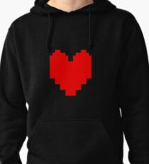 Undertale Heart Pullover Hoodie