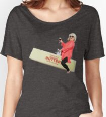 Paula deen riding butter Women's Relaxed Fit T-Shirt