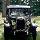 Riley automobile by Martyn Franklin