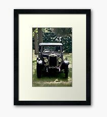 Riley automobile Framed Print