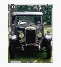 Riley automobile iPad Case/Skin