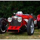 1936 Riley Hardie Special by Martyn Franklin