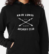 Sudadera con capucha ligera ANOR LONDO - ARCHERY CLUB