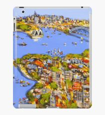 A touch of Sydney iPad Case/Skin