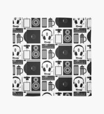 Studio Objects Vector Illustration Scarf