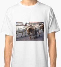 Cattle Drive 4 Classic T-Shirt