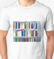 complete works of Shakespeare bookcase Unisex T-Shirt