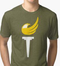 Libertarian Party Torch Tri-blend T-Shirt