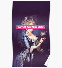 There Will Be Cake Poster