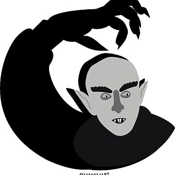 Nosferatu by Lymonart