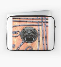 Gate or Door Handle of middle Ages in Germany Laptop Sleeve