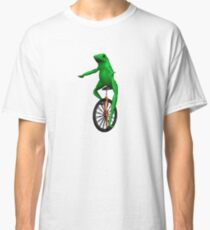 Dat Boi - Unicycle Frog Classic T-Shirt