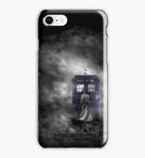 Mysterious Doctor iPhone Case/Skin