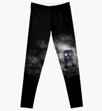 Mysterious Doctor Leggings