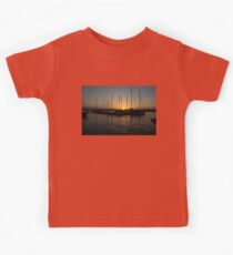 Syracuse Harbour Sunset Kids Clothes