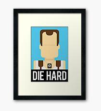 Die Hard Framed Print