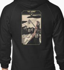 The Hermit - Sinking Wasteland Tarot T-Shirt