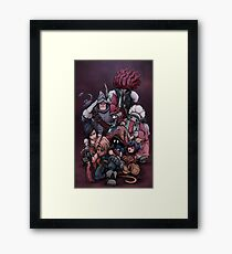 FFIX - You're Not Alone ! Framed Print