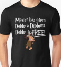 Dobby Graduate- No year T-Shirt