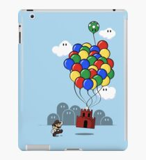 1 Up Princess iPad Case/Skin