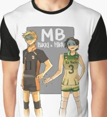 MIDDLE BLOCKERS Graphic T-Shirt