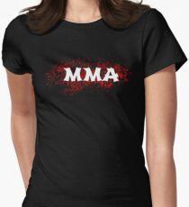 MMA  Women's Fitted T-Shirt
