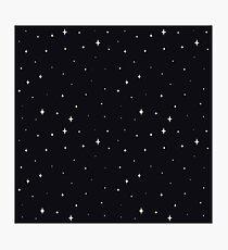 Starry Photographic Print