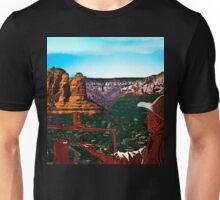 Paint for me Sedona Unisex T-Shirt