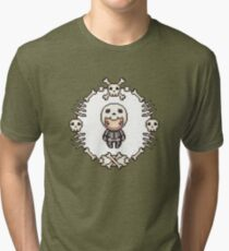 The Skeleton Tri-blend T-Shirt