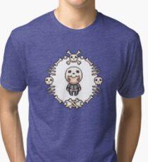 The Skeleton Tri-blend T-Shirt