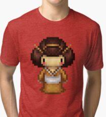golden geisha Tri-blend T-Shirt