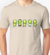 The Zombie Hoard Unisex T-Shirt