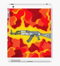 Machine Gun Funq iPad Case/Skin