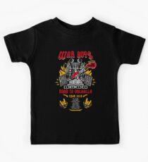 Road to Valhalla Tour Kids Clothes