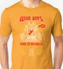 Road to Valhalla Tour T-Shirt