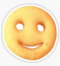 Potato Smiley Face Sticker